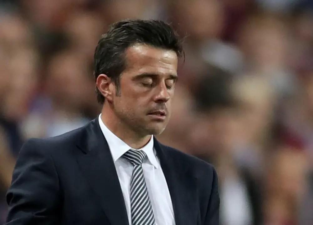 Shot-Shy Everton Worry Silva