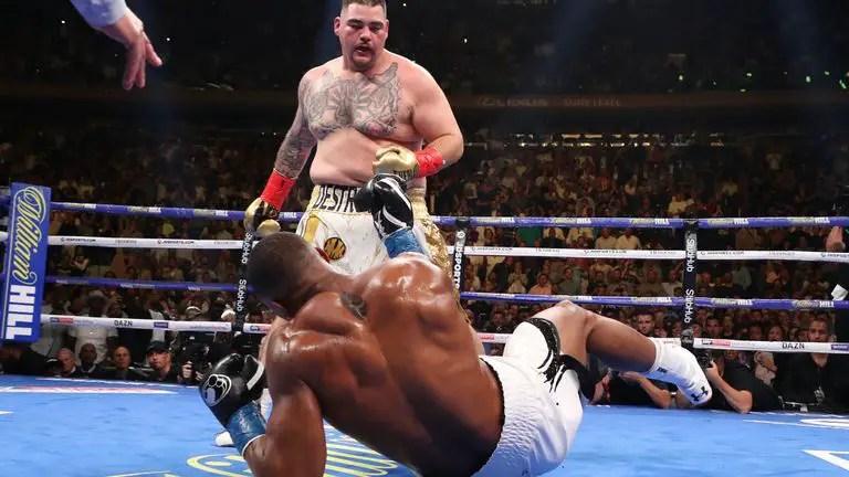 Joshua, Ruiz Jr Rematch To Hold In Saudi Arabia
