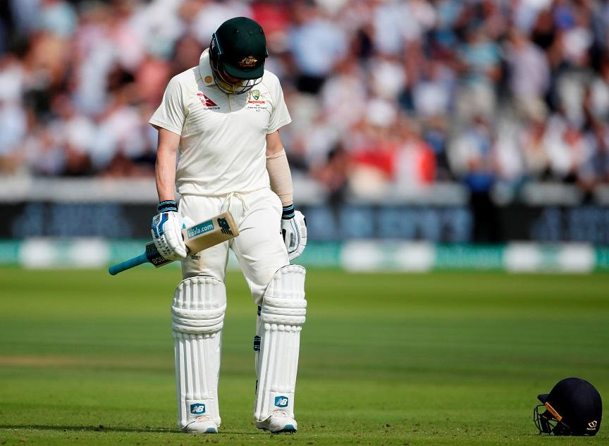 Smith Facing Fitness Battle