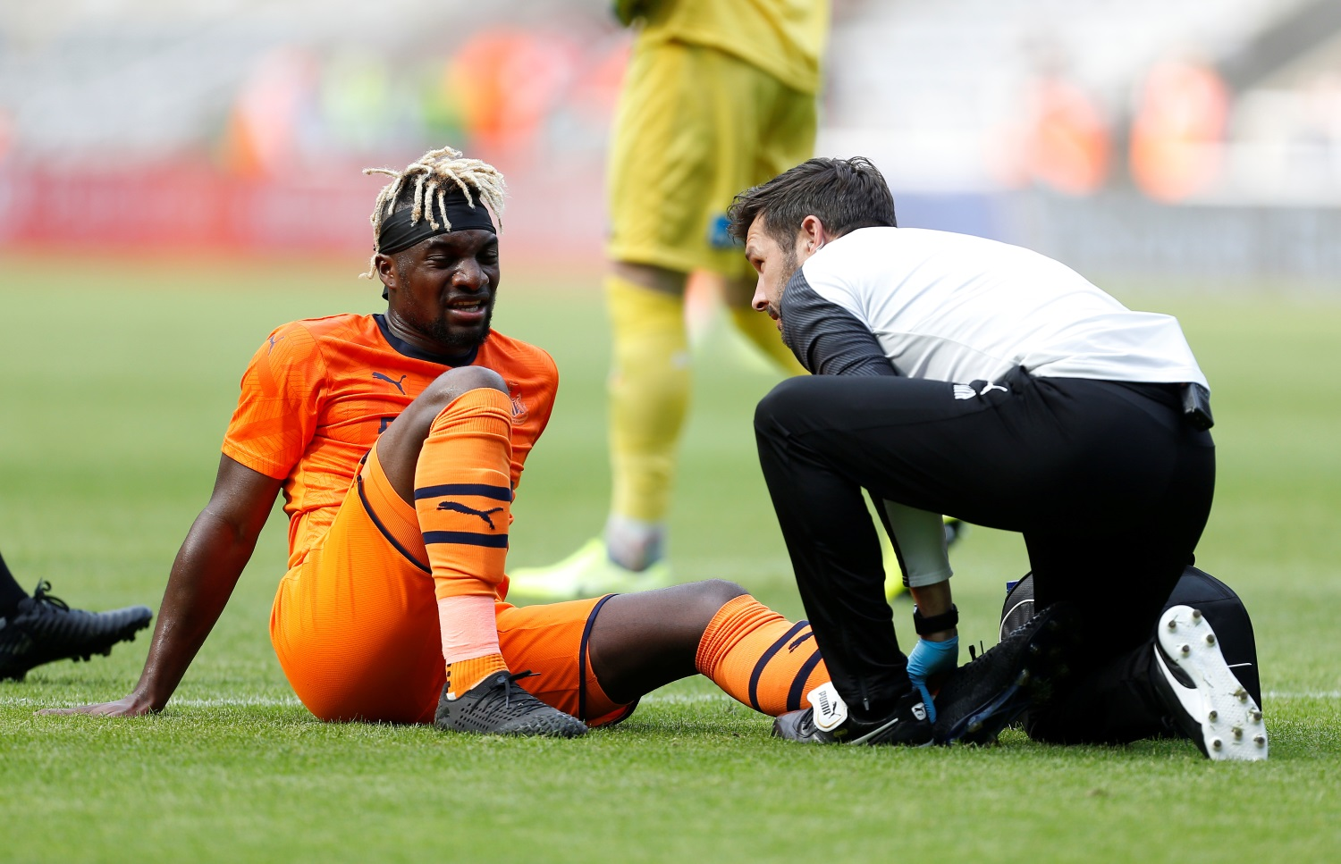 Tottenham's Win Comes At A Cost After 'Nightmare' Injury To Saint-Maximin