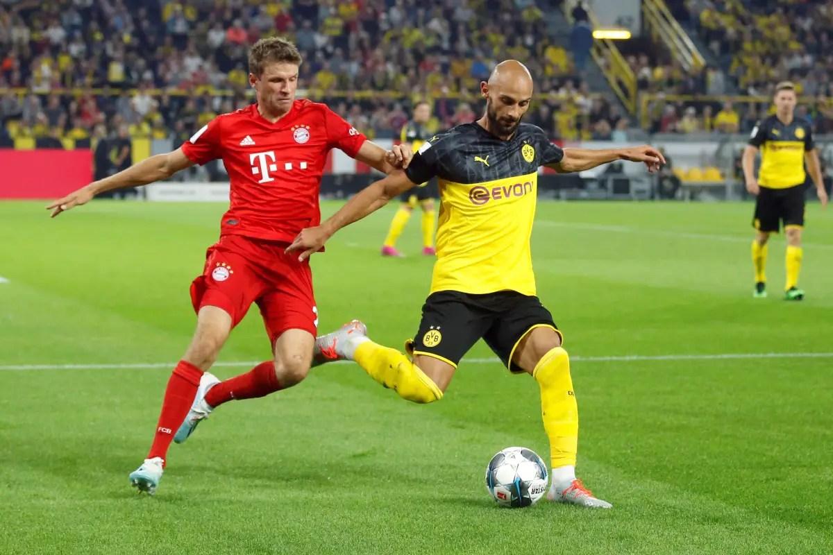 Toprak Injury Adds To Werder Woe
