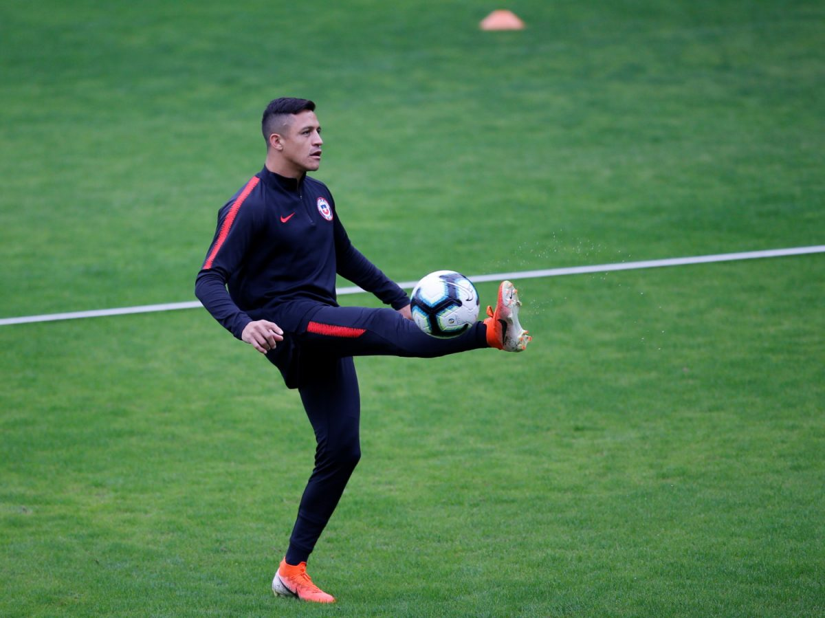 United Agree Deal With Inter For Sanchez