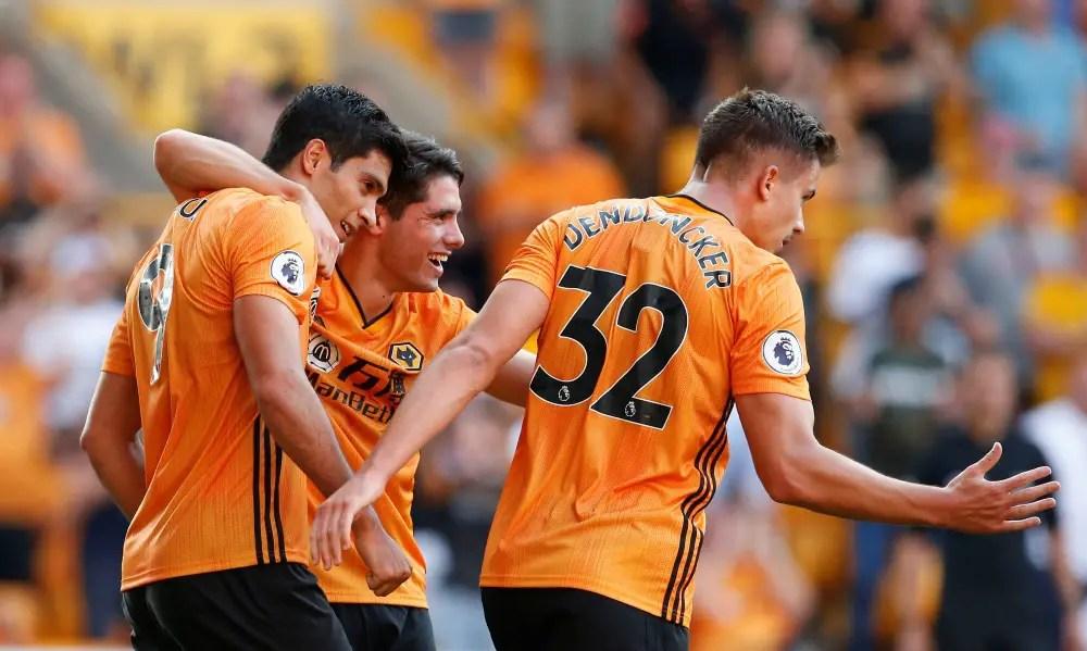Wolverhampton Wanderers 1-1 Burnley