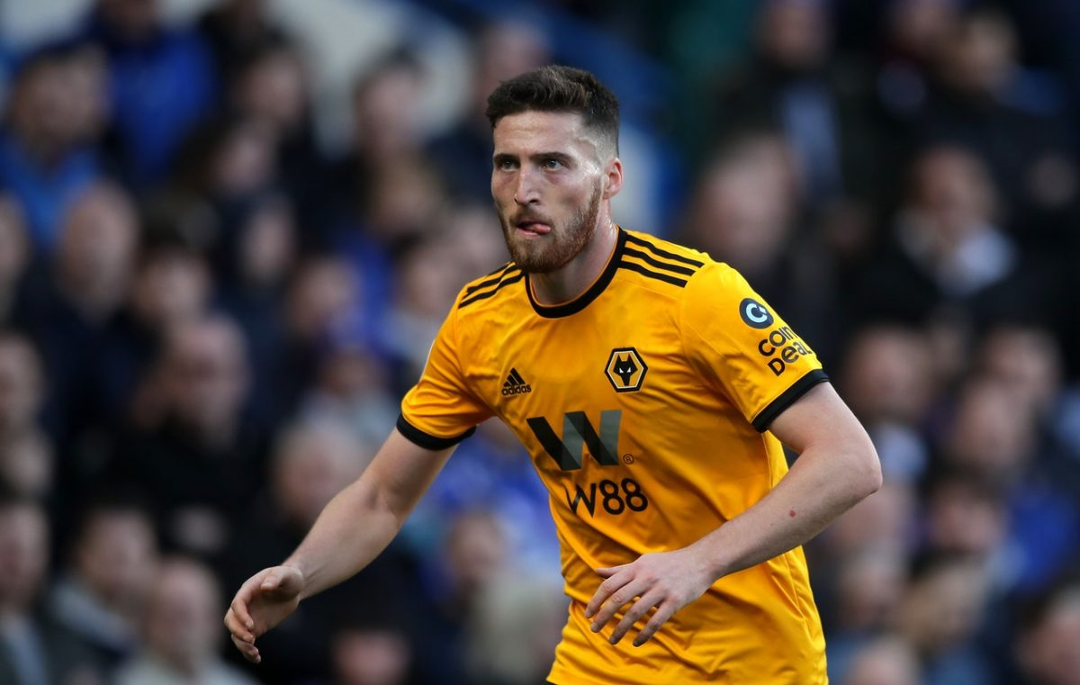 Wolves handed Doherty boost ahead Of Torino Test