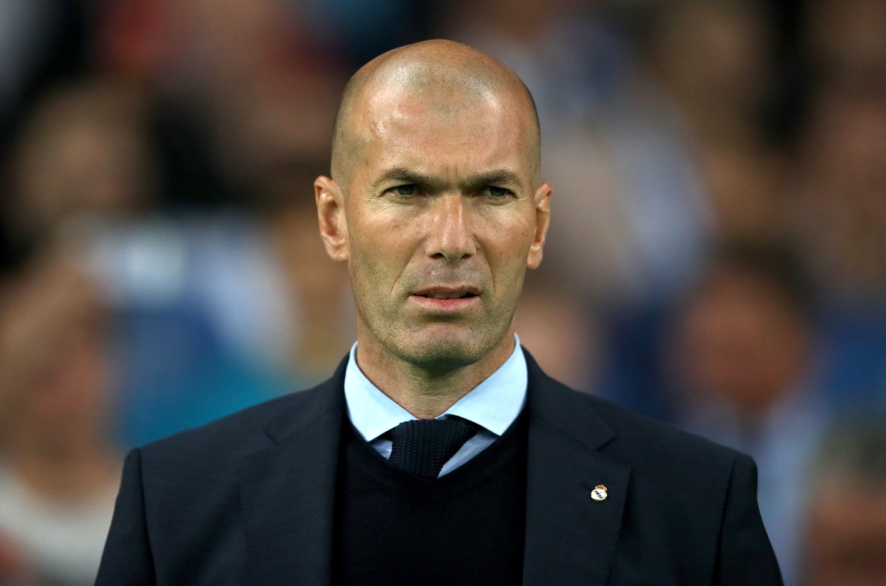 Zidane Hints At Late Additions