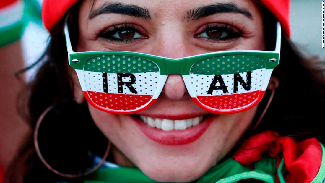 Infantino Calls On Iran To Admit  Women Into Football Stadiums