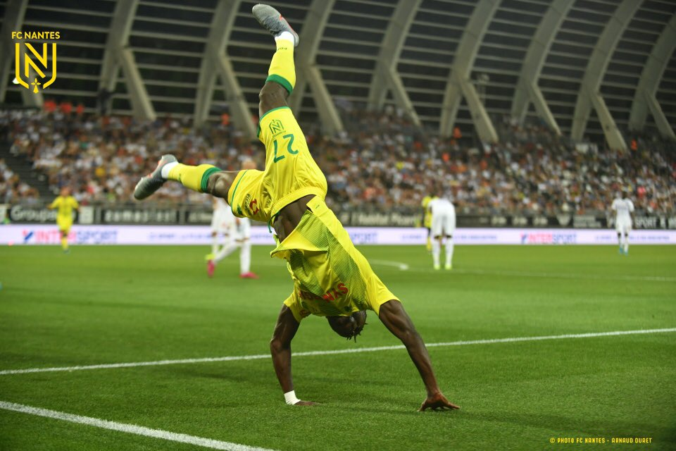 Simon Nominated For Nantes Player Of The Month Award