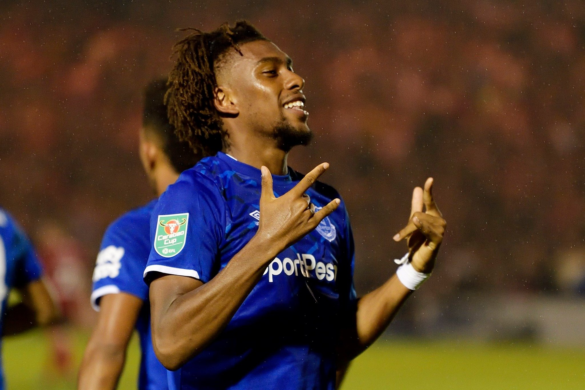 Arsenal Legend Merson Hails Iwobi For  Instant Impact At Everton