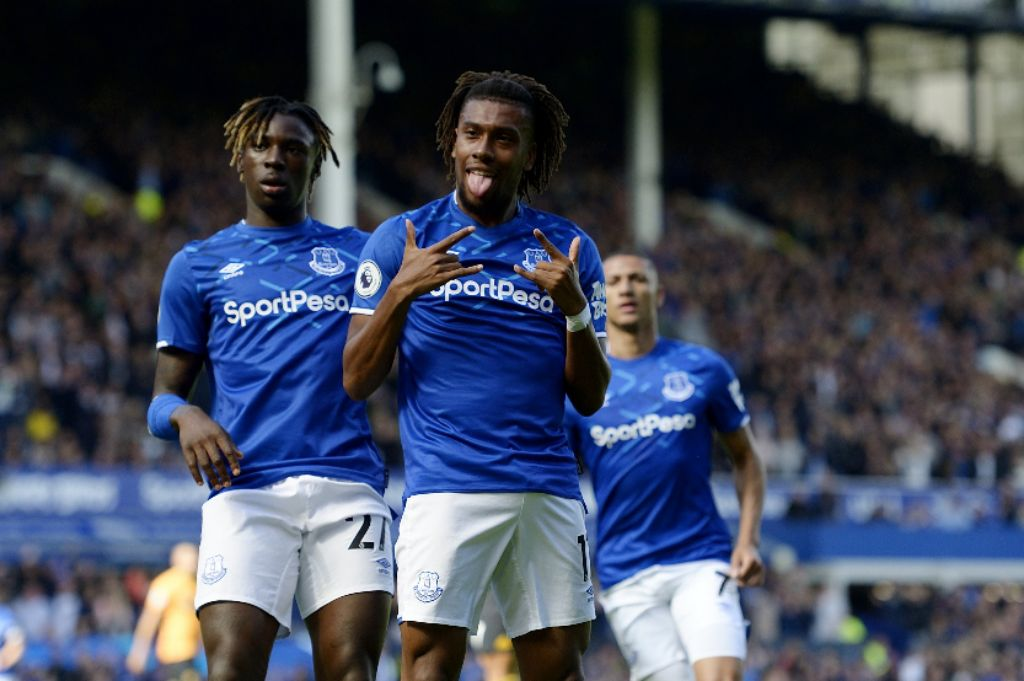 Iwobi: How My 'Crazy' Transfer Deadline Day Switch to Everton Happened