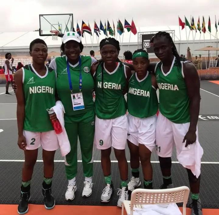 Nigeria's 3×3 Basketball Teams Begin Camping Ahead FIBA Africa Nations Cup
