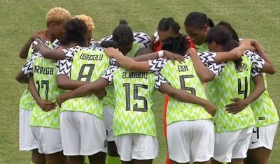 Super Falcons Secure Slim Win Against Algeria