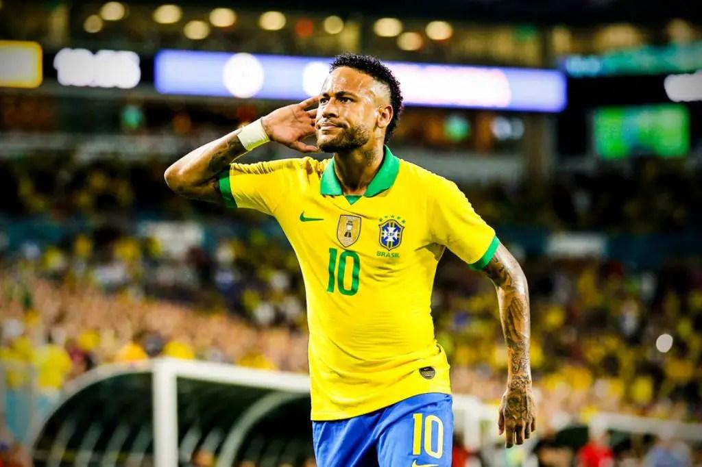Tite Names Neymar, Firmino, Coutinho In Crack Brazil Squad For Super Eagles Clash