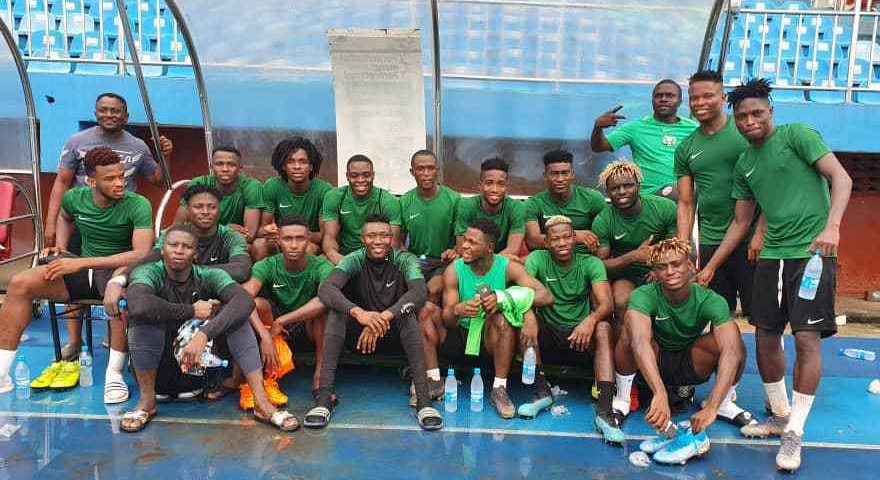 Ogbuke: Olympic Eagles Must Be Wary Of Sudan's Fast Wing Play