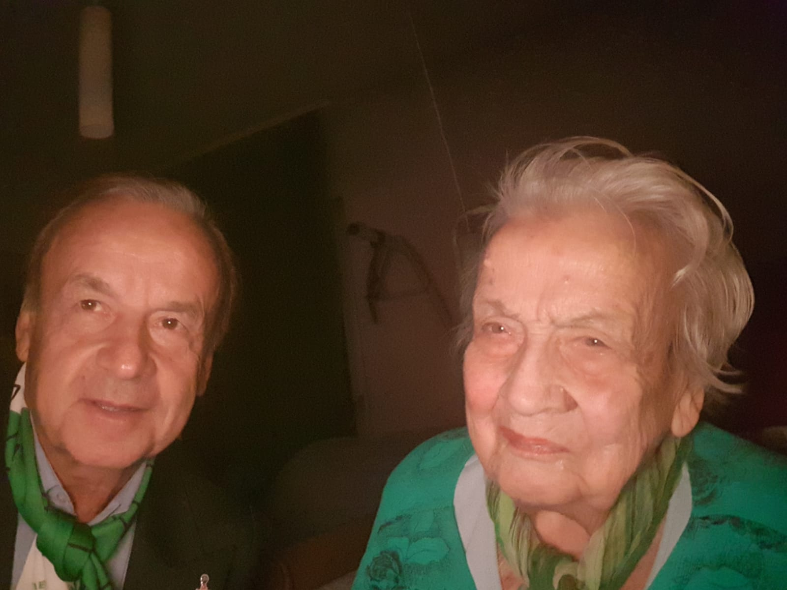 NFF Commiserates With Rohr On The Death Of His Mother