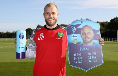 Pukki, Klopp win August Premier League Awards