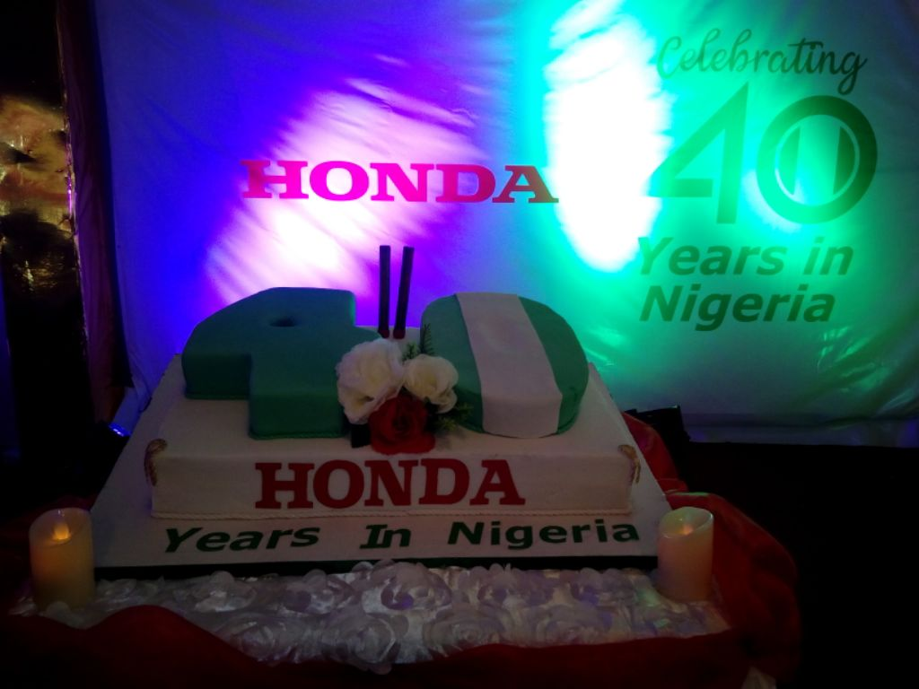 Honda Marks 40th Anniversary In Grand Style; Team ACE110 Win Commemorative Football Match