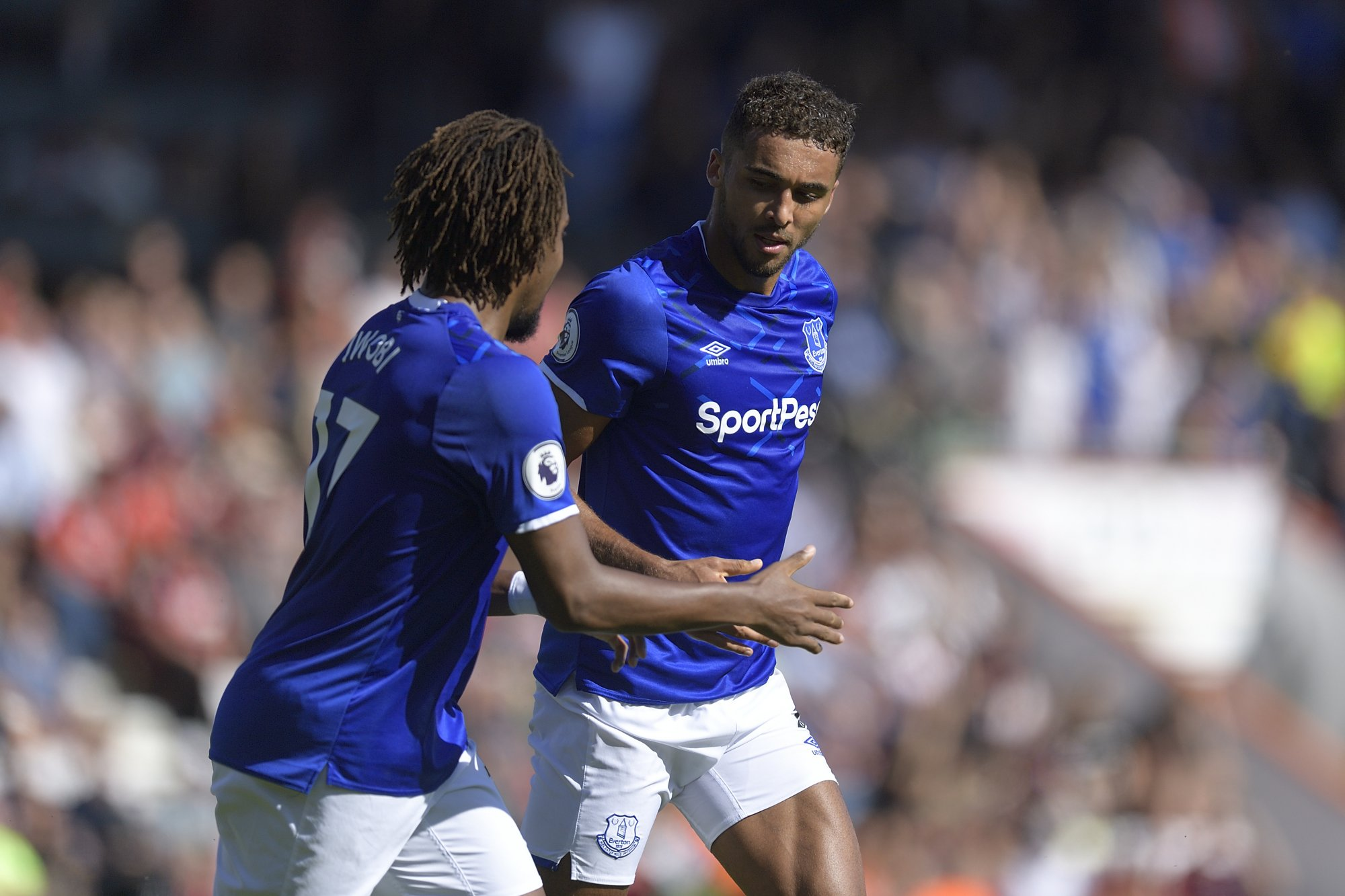 EPL: Iwobi  Earns Second Start As Everton Lose 3-1 To Bournemouth