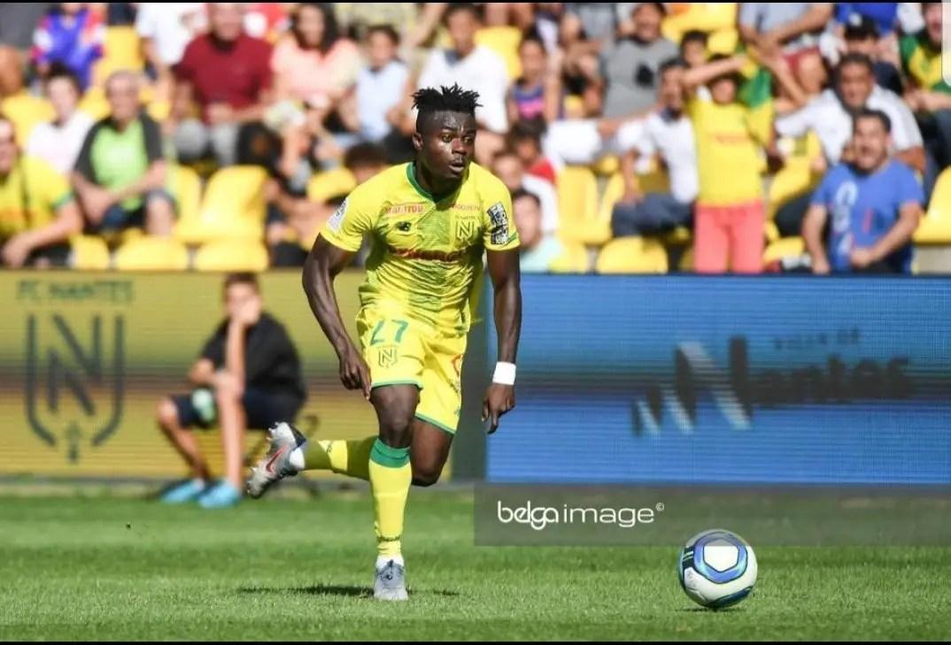 Ligue 1: Simon Celebrates Nantes Home Win Against Reims
