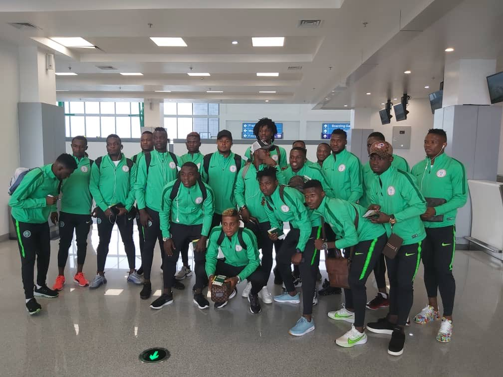 Imama Unveils 21 Home- Eagles For 2019 WAFU Cup Tourney