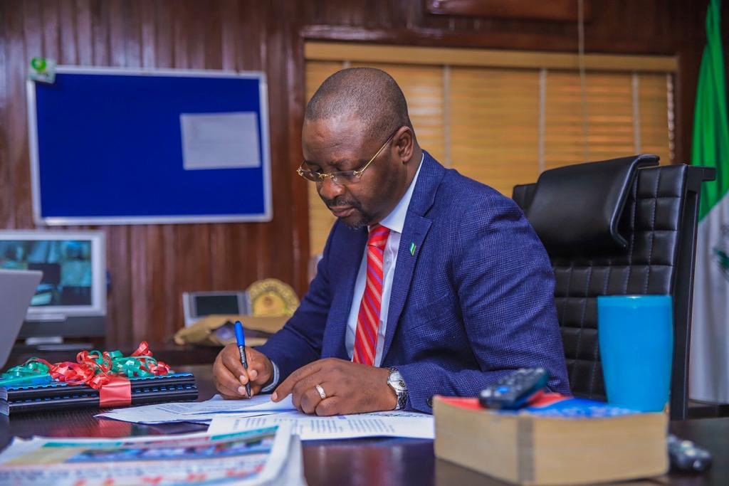 Youth and Sports Minister Dare Charts New Course For NFF Administration