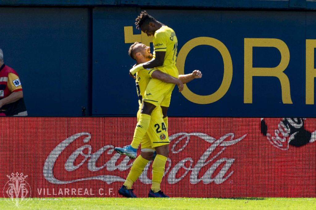 LaLiga: Chukwueze Bags Assist In Villarreal 2-0 Home Win Against Valladolid