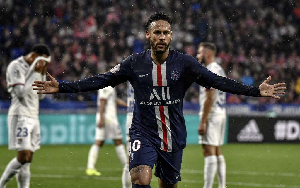Neymar Eager To Keep Scoring For PSG After Netting Two In Two Games