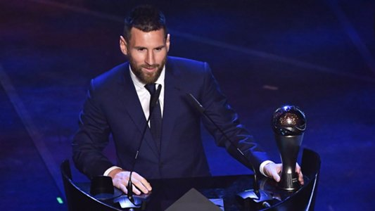 Messi Thrilled To Win FIFA Best Award, Backs Barcelona Recovery