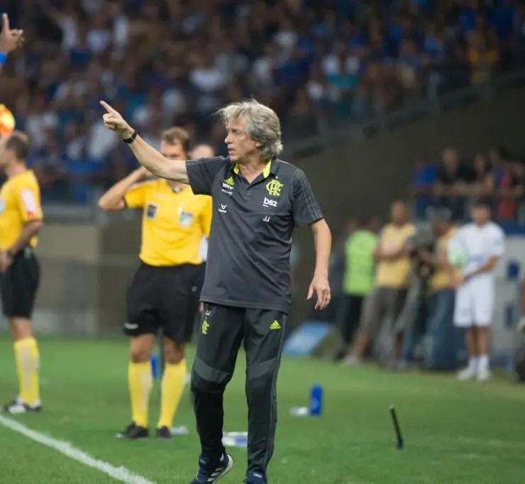 Flamengo Coach Jesus Decries Squad Depletion By Brazil Vs Nigeria, Senegal Friendlies