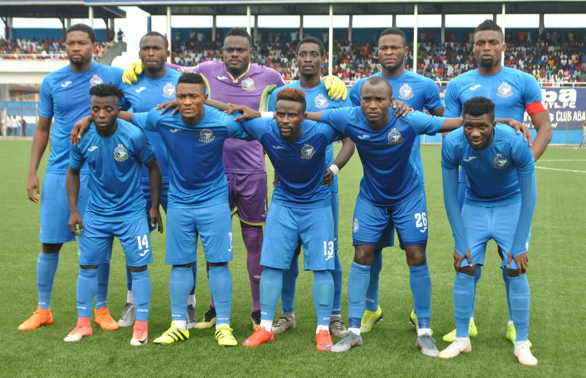 Enyimba Crash Out Of CAF Champions League