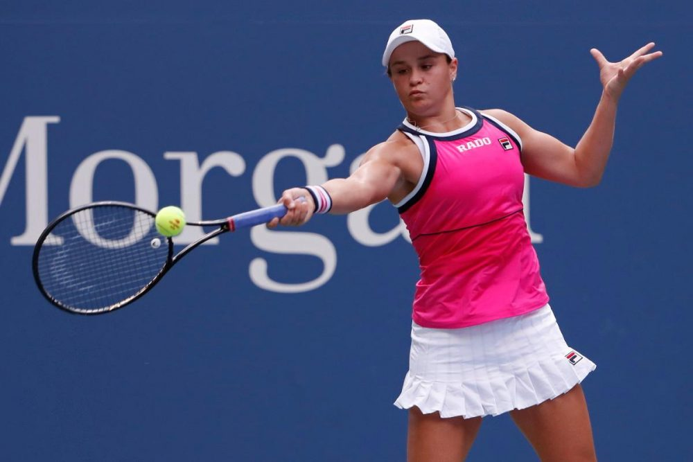 Barty Shrugs Off Injury Concerns