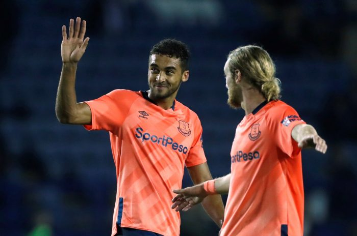 Calvert-Lewin Aware Of Everton Expectations