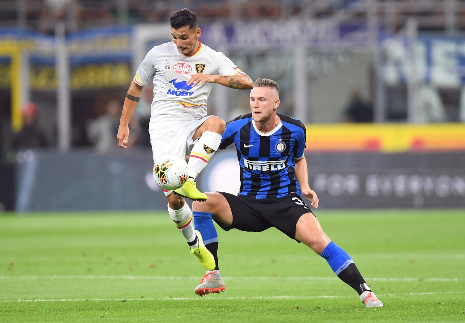 City Told To Forget Skriniar