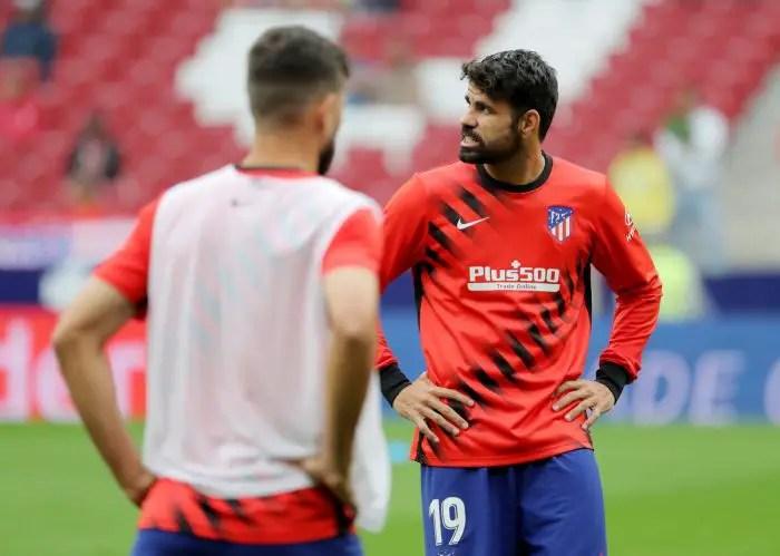 Costa Considering Atletico Exit