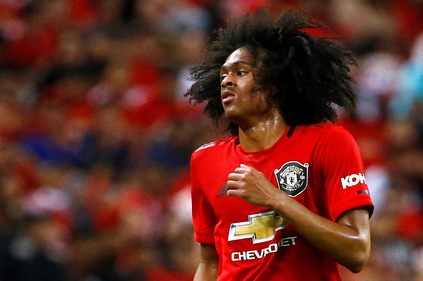 Developing Dutchman Tipped To Be Farmed Out By United In January