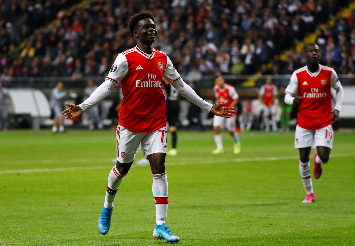 Emery Quick To Praise Arsenal Youngsters