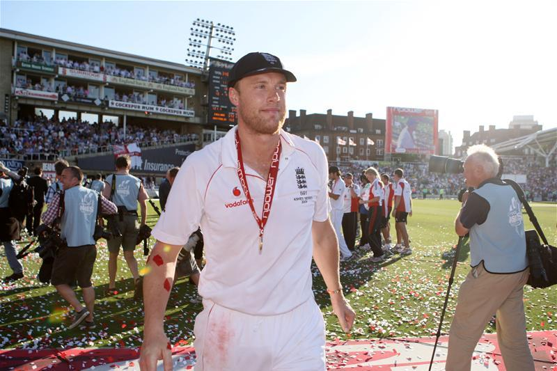Flintoff Keen To Be Future England Coach
