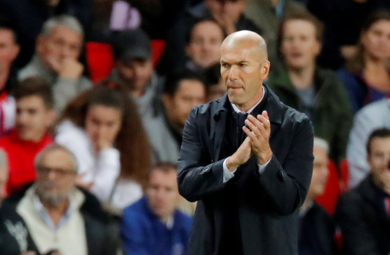 How Long Before Real Pull The Trigger On Zidane?