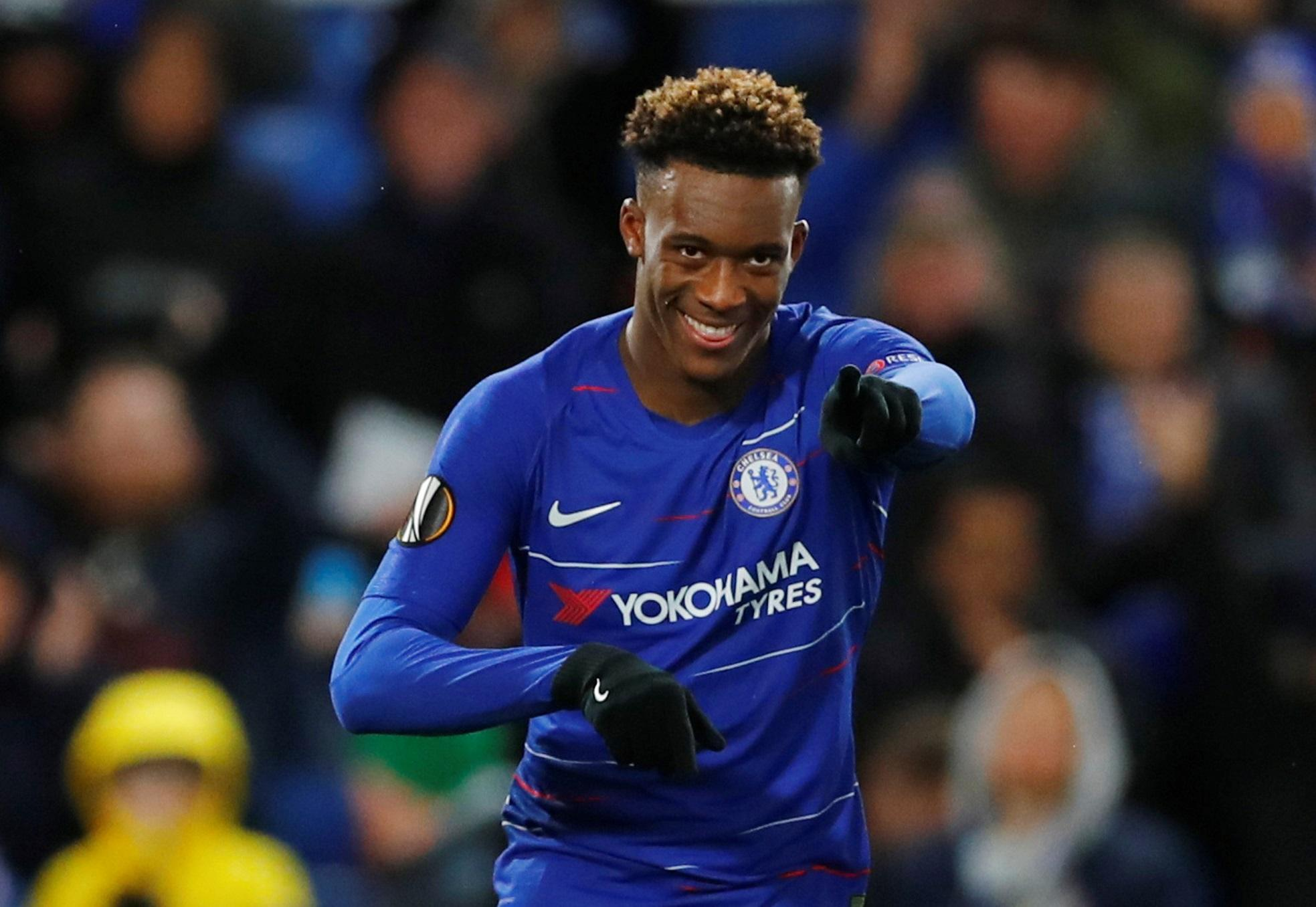 Hudson-Odoi Ready To Learn Under Frank Lampard