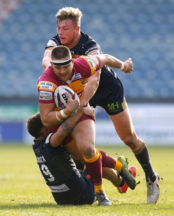 Johnson 'Buzzing' With New Salford Deal