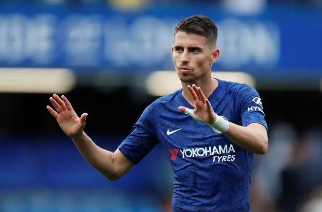 Jorginho Set For Long Chelsea Stay