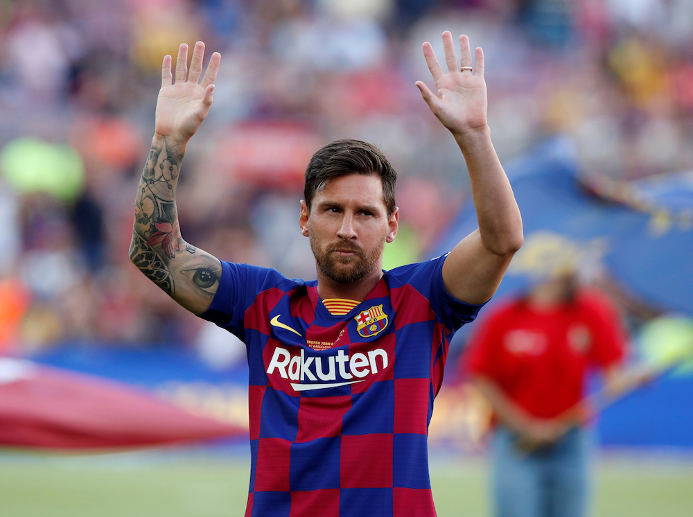 Messi – Barcelona Did Not Go All Out For Neymar
