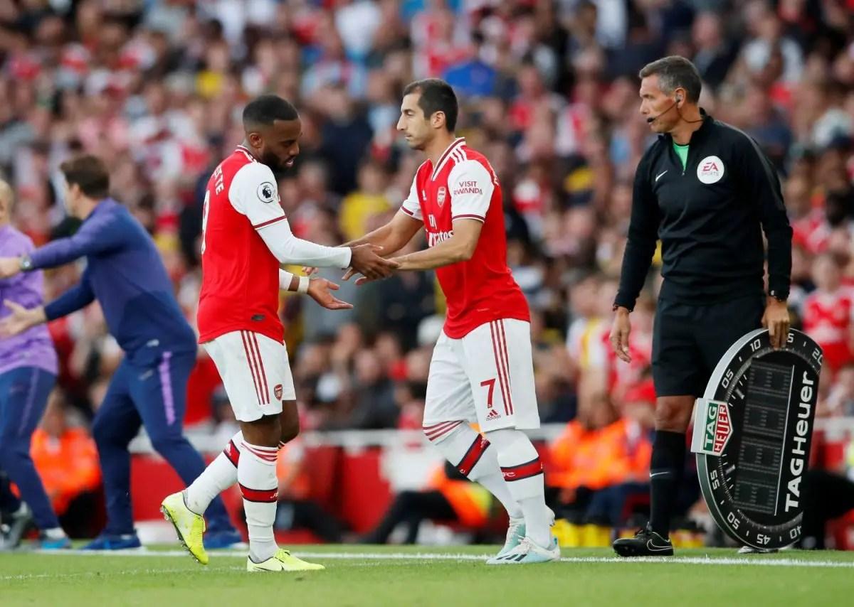 Mkhitaryan Opens Up On Sharp Gunners Exit