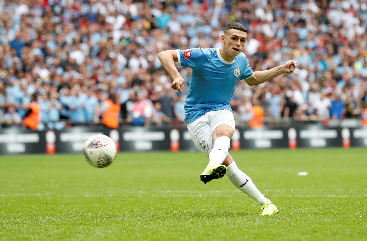 No Chance Of January Foden Loan
