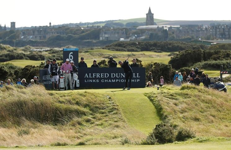 Perez Storms Into Share Of Alfred Dunhill Lead