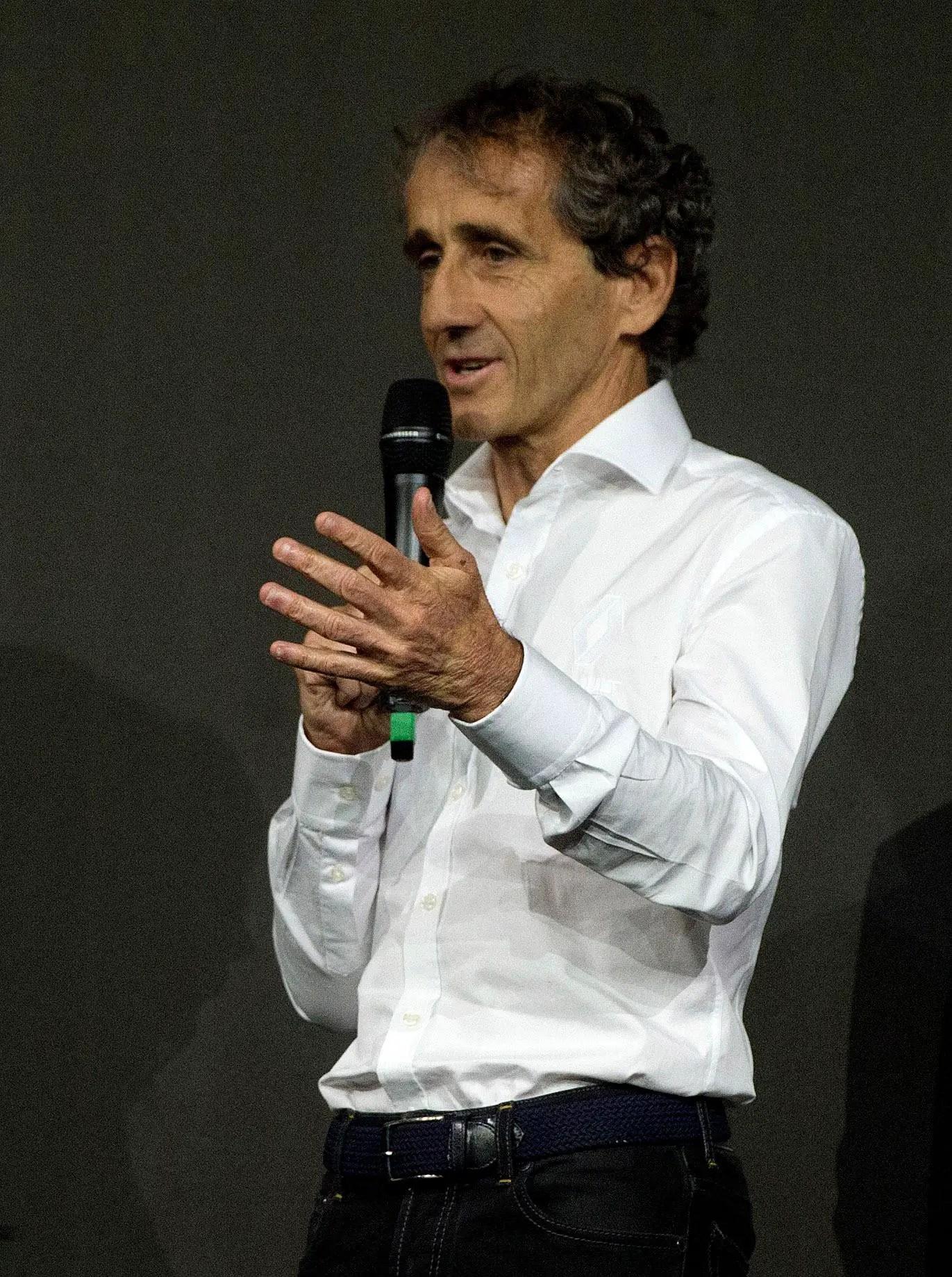 Prost Urges F1 Safety Improvements