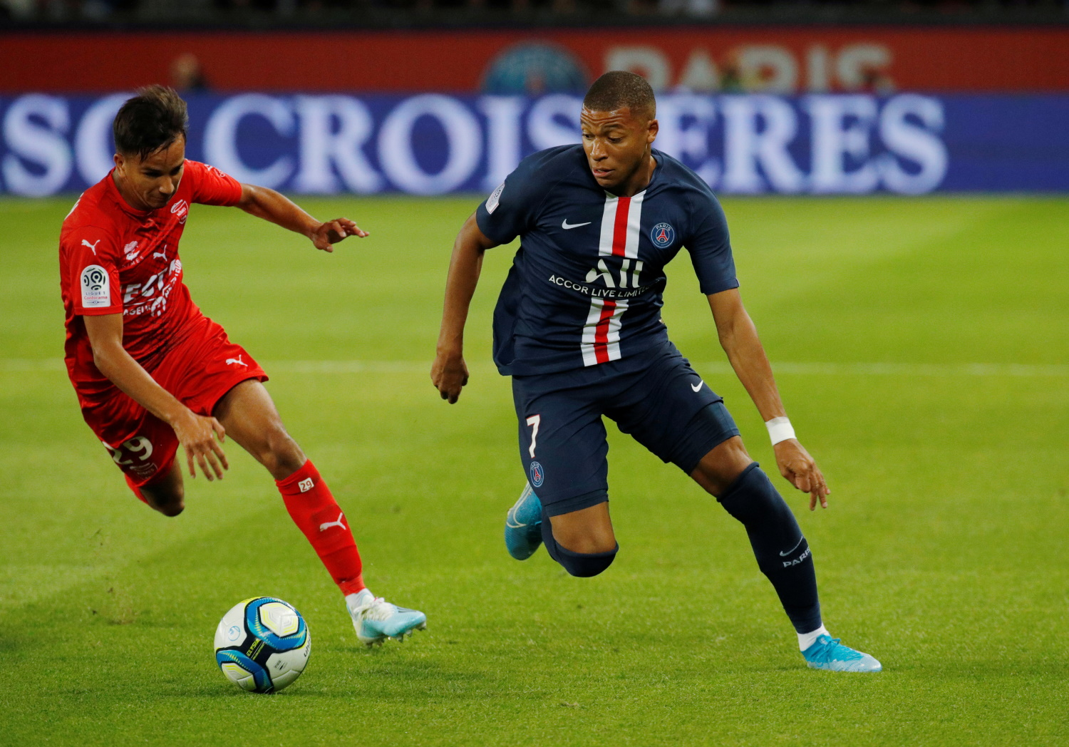 Real Set To Launch Bid For PSG Ace