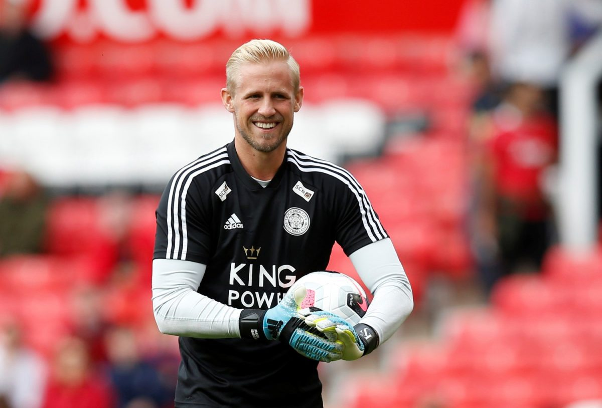 Schmeichel Vows Foxes Will Learn