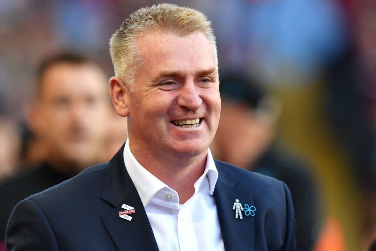 Smith Unconcerned By Villa Goal Drought