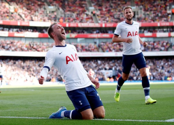 Tottenham v Crystal Palace Team News