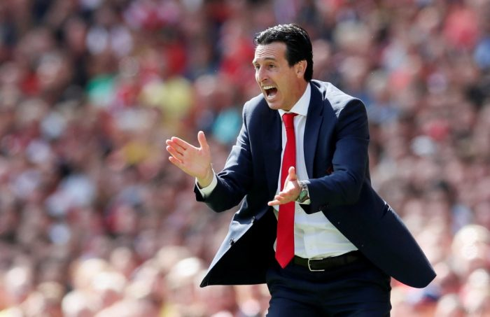 Unai Emery Worried By Vulnerable Arsenal